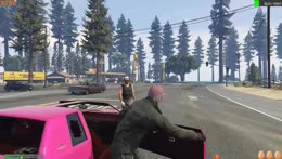 Uchiha Gets Hit by a Car