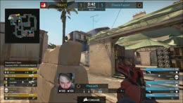 EspiranTo quad kill on the offense (Mirage)