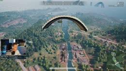 Airdrop landing