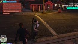 Ballas VS Cops