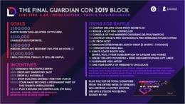 BIG BOY Incentives for GuardianCon!!! June 23rd, 8am-12pm est