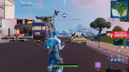me as a default flossing and stream sniping him lol!!