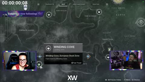 XUR LOCATION 6/21