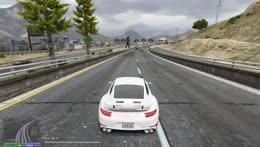 Alabaster Slim loses control of car!