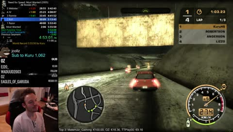 Top Need for Speed: Most Wanted (2005) Clips