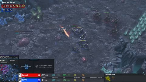StarCraft II Game Trending 30d EN | Twitch Clips