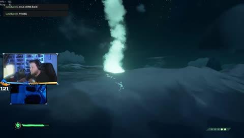 Shrouded Ghost!
