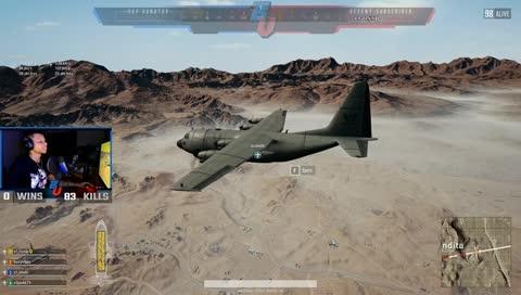 PUBG Parachute version 3.0