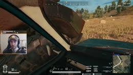 Choco Steals a Tank