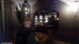 200 IQ House burglar
