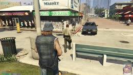 Bondi Boys enforcing the law