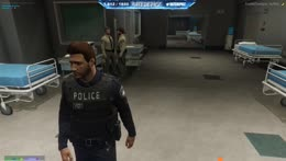 Cop fight club xD
