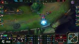 GenG vs GRF - neat 1v1