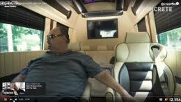 Tony dubbing boss of leanbois