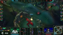 LCK best play of the year