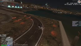 Helicopter crashed
