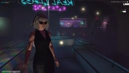 Los Santos' Oldest Stripper. Ellen Dawn!