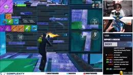 DuckyTheGamer Gets a Sick Combat Shotgun Hit