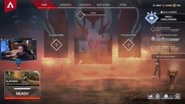 shroud's new settings apex
