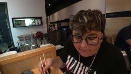 Jap food expert