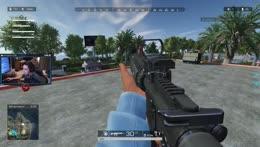 Mid air shot on Shroud