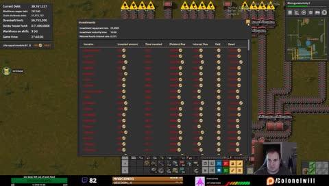 Factorio Maze Runner #1 - Nilaus - StreamerClips com