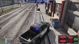 cops vs gasoline vs eugene