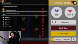 First Try Mario Maker 2