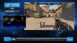 LIVE: CS:GO - Liquid vs Vitality [Dust2] Map 1 - Semi Finals - IEM Chicago Season XIV