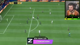 FIRST GOAL OF FIFA 22