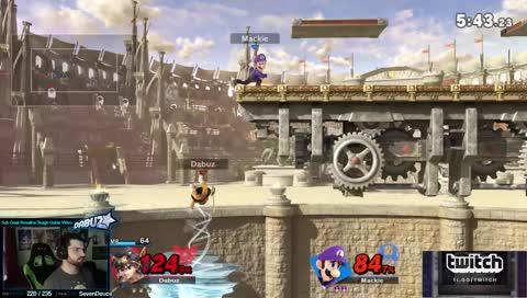 DABUZ - DaBuz Wins - Mortal Kombat Fatality | Meme Generator
