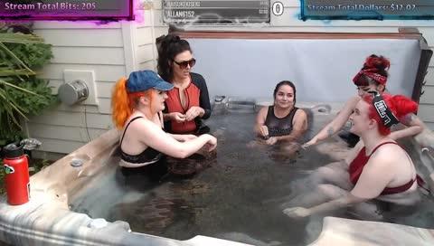 Hot Tub Thrust