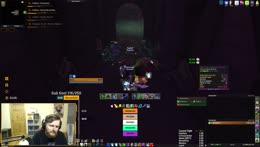 MadSkillzzTV - Mythic G'huun Raid - MW MONK [HEALER] !ui