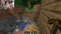 Mizkif get bullied on Minecraft