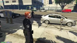 Normal traffic stop