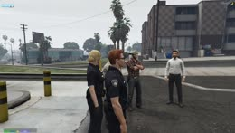 anyone can be a cop