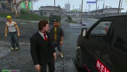 Ron's encounter with Vagos part 2!