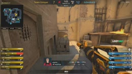 kaper - 3 quick AK kills on the Short defense (vs mostly upgraded pistols)