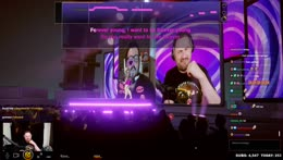 Twitch sings at it best 10/10 stay young forever dad