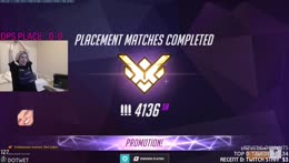 xqc finished his dps placements LULW
