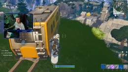 Insane Driftboard jump