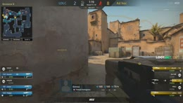 maou - 1vs3 clutch (CT - pre-plant situation)