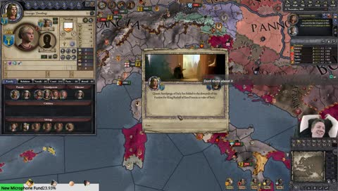 BenjaminMagnusGames's Top Crusader Kings II Clips