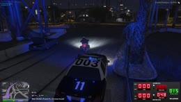 criminal pulls suprise out