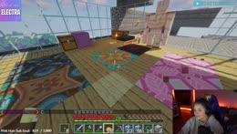 Minecraft with Alexia