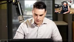 #MAGA #WhiteSupremacist Supporter Ben Shapiro is an idiot