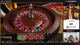 all in roulette win 25k