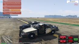 Officer Angel smashes corrupt cop