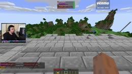 myth dies to fall damage in minecraft