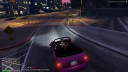 Brenda's driving skills